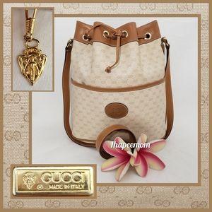 Vintage Gucci Shoulder Bag Authentic